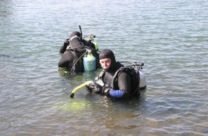 Ken goddard but in order to qualify for the team the first thing i had to do was quickly get certified as a scuba diver which meant six weeks of one on one training fandeluxe Document